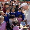Xe lửa trẻ con: Đức Phanxicô sẽ tiếp 400 trẻ em ở những vùng bị động đất Ý