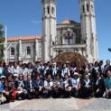 Các tìn hữu từ Việt Nam, Hoa Kỳ , Âu Châu dự đại hội Cursillo tại Fatima