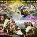 26/12 Không phải chúng con nói, nhưng là Thánh Thần của Chúa Cha