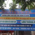 Trường Cao Đẳng Hòa Bình của giáo phận Xuân Lộc