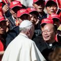 """Linh mục Lombardi: """"Một vài 'nhượng bộ' có thể chấp nhận được để có một thỏa hiệp giữa Trung quốc và Vatican"""""""