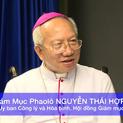 ĐGM Phaolô Nguyễn Thái Hợp: một nền giáo dục xuống cấp vì thiếu triết lý, thiếu nhân văn