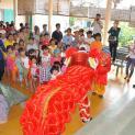 Trại Phong Bến Sắn Tổ Chức Hội Chợ Xuân Tình Thương