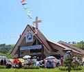 Giáo phận Nha Trang Khai mạc Năm Thánh Lòng Thương Xót và Cung hiến Đền Thánh Mẹ Nhân Lành.