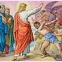 13/10 Chúa Giêsu trừ quỷ