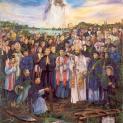 24/11 Thiên Chúa sẽ tập họp những kẻ được Người tuyển chọn từ bốn phương
