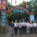 Khai mạc Đại hội Huynh trưởng TNTT toàn quốc lần thứ 2 tại Huế