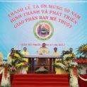 Thánh lễ tạ ơn mừng 50 năm hình thành và phát triển Giáo phận Ban Mê Thuột tại Giáo xứ Phước Vĩnh