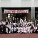 Phong Trào Cursillo Việt Nam Tại Âu Châu Tham Dự Đại Hội V Ultreya Thế Giới Tại Fatima
