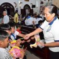 Gia đình PTTT hạt Phú Thọ: Thực thi bác ái