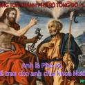 22/02 Con là Đá, Cha sẽ trao cho con chìa khoá nước trời