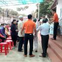 Khám Bệnh, Phát Qùa Tại Giáo Xứ Bình Khánh, GP Xuân Lộc