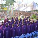 Lễ giỗ cha PX. Trương Bửu Diệp lần thứ 71 tại Tắc Sậy.