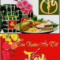 Đón Xuân, ăn Tết, giữ Chay