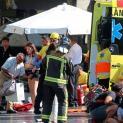 Tây Ban Nha bị khủng bố liên hoàn.