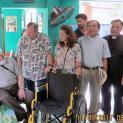 Caritas Huế và Đoàn American Wheelchair Mission tại Thừa Thiên Huế