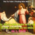 10/01 Tiếp tục rao giảng