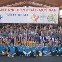 Tham dự Đại hội với các Bạn Trẻ Việt Nam tại Úc Châu