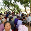 Ban Bác ái Xã Hội – Caritas Phát Diệm tổ chức khám bệnh và phát thuốc miễn phí cho những người nghèo