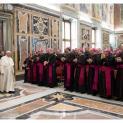 Đức Thánh Cha tiếp các Giám Mục mới chịu chức
