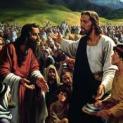 06/12 Chúa Giêsu chữa nhiều người và hoá bánh ra nhiều