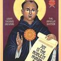 Ngày 28/01 Thánh Tôma Aquinas (1225 - 1274)