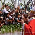 Đức Thánh Cha Phanxicô tông du Myanmar:  Thánh lễ Giới trẻ tại Nhà thờ chính tòa Yangon, ngày 30 tháng Mười Một 2017