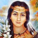 Ngày 14/07 Thánh Kateri Tekakwitha (1656-1680)