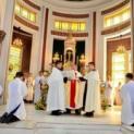 Dòng Anh Em Đức Trinh Nữ Maria Núi Cát Minh: Thánh lễ Truyền chức Phó tế