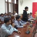 Cuộc họp giữa Đan viện Thiên An với tỉnh Thừa Thiên Huế sáng ngày 12.07.2017