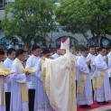Thánh Lễ Mừng Bổn Mạng Truyền Chức Linh Mục tại Giáo Phận Đà Nẵng