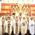 Khoá I Đại chủng viện Hà Nội mừng kỷ niệm 30 năm linh mục