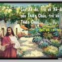 06/06 Bổn phận với Thiên Chúa và với trần thế