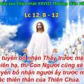 21/10 Thánh Thần sẽ dạy