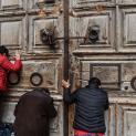 Chuyện chưa từng có: Đóng cửa Đền Thờ Thánh Mộ để phản đối chính quyền Do Thái