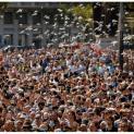 Đức Thánh Cha cầu nguyện cho các nạn nhân ở Barcelona