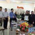 Lễ trao giấy phép hoạt động tôn giáo tại Hội Dòng Mến Thánh Giá Xuân Lộc