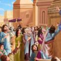 20/03 Dư luận về Chúa Giêsu