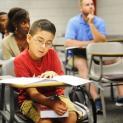 Thần đồng 9 tuổi vào đại học: Em muốn chứng minh rằng Thiên Chúa thực sự hiện hữu