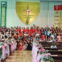Cộng đoàn CGVN tại Hồng Kong mừng lễ Các Thánh Tử Đạo VN và 25 năm thành lập