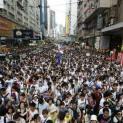 Hồng Kông: Công giáo và Tin Lành cùng diễu hành đòi cải cách chính trị