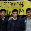 Các lãnh đạo của phong trào Occupy Central được đề cử giải Nobel hòa bình