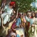 30/10 Ông Za-kêu đối diện lòng thương xót Chúa