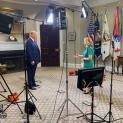 Đài Công Giáo EWTN phỏng vấn Tổng thống Donald Trump