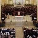 Đức Thánh Cha chủ sự kinh chiều với các linh mục, tu sĩ Cuba