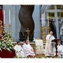 Đức Thánh Cha chủ sự lễ kính Đức Maria là Mẹ Thiên Chúa
