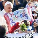 Thư gửi Đức Giáo Hoàng nhân ngày sinh nhật!