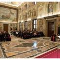 Đức Thánh Cha tiếp kiến các Hội Giáo Hoàng truyền giáo