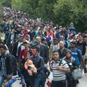 Nga phủ nhận đã tạo ra làn sóng khổng lồ những người tị nạn Syria