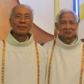 Giáo Xứ Paris Mừng Chặng Đường Dài Phó Tế Của Hai Thầy Phạm Bá Nha Và Tạ Đình Chung